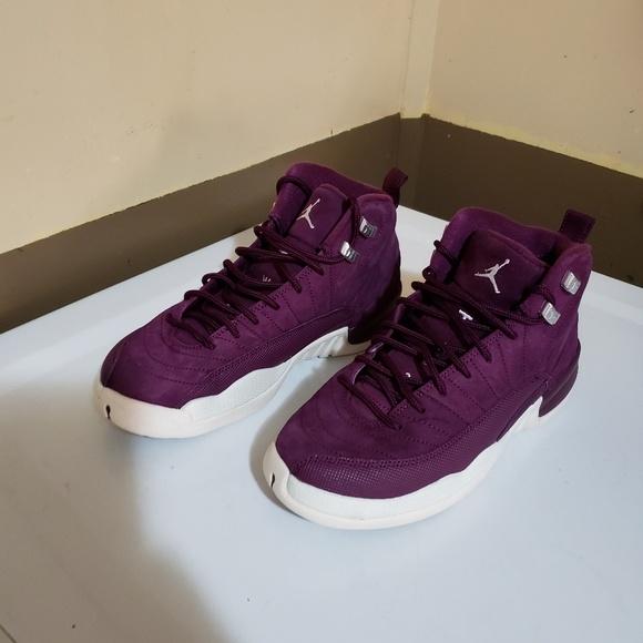 new style c18b0 6c9c1 Jordan Retro 12 maroon